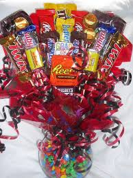 Candy Basket How To Make A Candy Bouquet Google Search Projects To Try