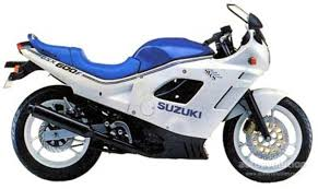 1995 suzuki gsx 600 fs moto zombdrive com