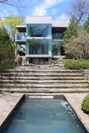 modern fences canada house tours and home
