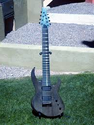 eight string guitar wikipedia