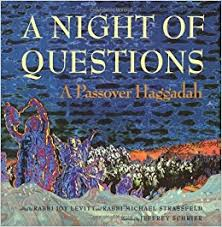 passover haggadah a of questions a passover haggadah
