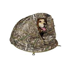 Pop Up Blinds For Sale Ducks Unlimited Deluxe Dog Field Blind Mud River Dog Products