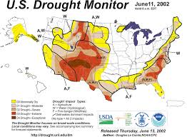 Oregon Drought Map by Noaa News Online Story 924