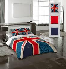 British Flag Bedding Dominique Vari