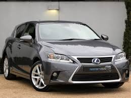 lexus hybrid hatchback used mercury grey lexus ct 200h for sale dorset
