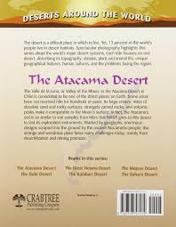 Atacama Desert Map The Atacama Desert Deserts Around The World Lynn Peppas