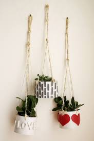 modern hanging planters 25 creative diy planter projects