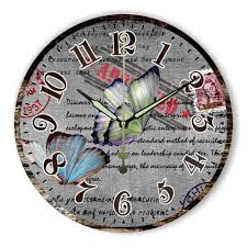 Decorative Clock Compare Prices On Beautiful Wall Clocks Online Shopping Buy Low