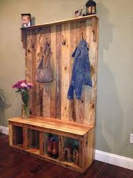 entryway bench pallet entryway bench storage bench 101 pallets