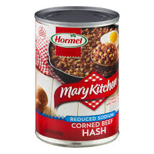 cuisine style 50 kitchen home style 50 reduced corned beef hash 15oz