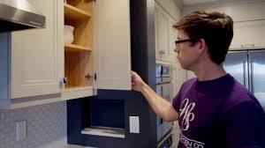 Adjust Kitchen Cabinet Doors How To Adjust A Cabinet Door With Blum Hinges Youtube