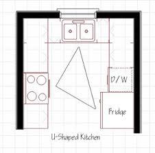 kitchen island sizes kitchen dazzling u shaped kitchen floor plans layouts with
