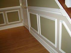 Diy Chair Rail Wainscoting Beauty Boxes And Chair Rail Are A Cost Effective Way To Add Some