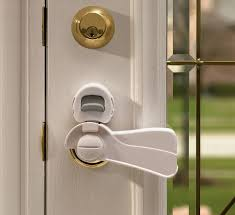Door Knob Type Childproof Door U0026 Image Is Loading Door Knob Safety Cover Handled