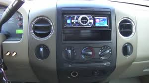 diy car stereo install in a 2006 f150 youtube