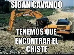 Bulldozer Meme - meme risa chiste en español se o e mejor pinterest memes