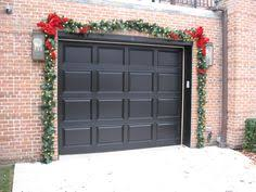 gift wrapped garage door i ll be doing this this