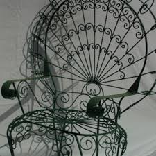 Wrought Iron Chairs For Sale Find More Reduced And Will Sell Separately Rare Set 3 Mexican
