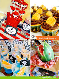 pirate party pirate party food ideas