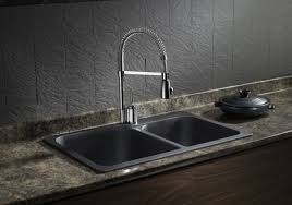 sinks and faucets black composite sink ceramic undermount sink