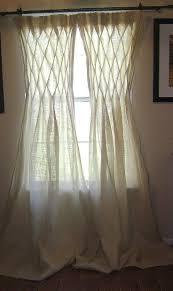 Burlap Ruffled Curtains 225 Best Curtain Images On Pinterest Curtains Curtain Designs
