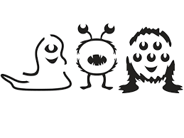 cute ghost pumpkin stencil 55 templates to take your pumpkin carving to a whole other level