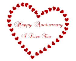 Wedding Anniversary Wishes For Husband Wedding Anniversary Greeting Ecard Happy Anniversary I Love You