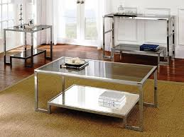 contemporary glass coffee tables features u2014 contemporary