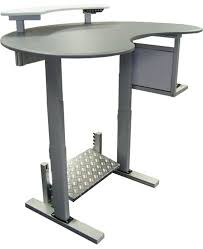Magellan Office Furniture by Amazing Office Depot Adjustable Desk Realspace Magellan Steelwood