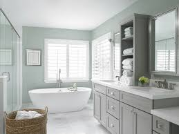 Grey Bathroom Ideas by 10 Ways To Add Color Into Your Bathroom Design Freshome Com