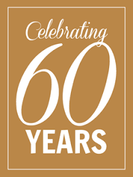 celebrating 60 years about