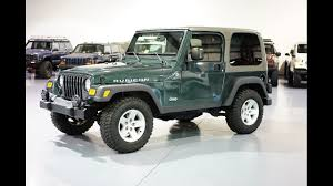 jeep wrangler tj rubicon for sale davis autosports wrangler tj rubicon for sale