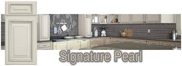 Signature Kitchen Cabinets Forevermark Signature Pearl Waverly Cabinets