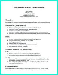 Scientific Resume Examples by Sample Barista Resume Http Exampleresumecv Org Sample Barista