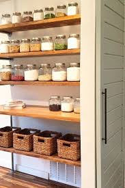 kitchen cabinets shelves ideas genius kitchen storage ideas we re stealing from fixer