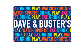 play email gift card dave buster s gift cards from cashstar