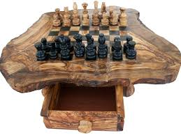 wooden chess board wooden chess wood working by wodencraftgift