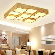 Ceiling Lantern Lights Light Wood Ceiling Lighting