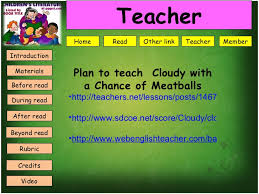 children literature cloudy chance meatballs