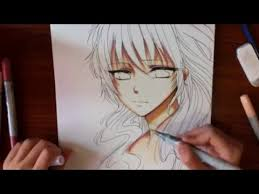 drawing coloring anime youtube