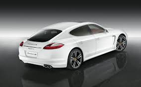porsche panamera white limited panamera 4s exclusive middle east edition in porsche