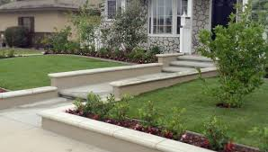 awesome concrete front yard stylish 8 front yard concrete ideas on
