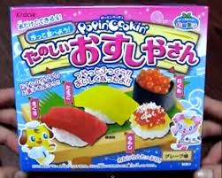 where to buy japanese candy kits buying a sushi candy kit in bangkok thailand