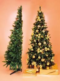Fully Decorated Artificial Christmas Trees Christmas Artificial Half Christmas Trees On Sale One For Wall