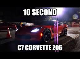 fastest c7 corvette 10 second corvette c7 z06 from fastest c7 z06 in pr
