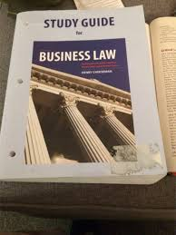 business law henry r cheeseman vol 1 for sale in north hollywood