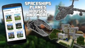 modern houes builder for minecraft pe android apps on google play