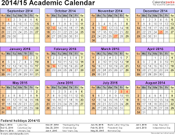 thanksgiving usa 2014 date academic calendars 2014 2015 as free printable pdf templates