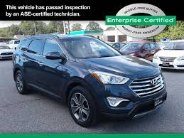 used 2016 hyundai santa fe for sale pricing u0026 features edmunds