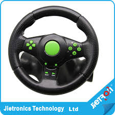 siege volant xbox 360 computer racing steering wheel dual usb car driving